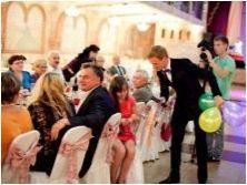 Избор на подаръци за състезания на сватбените гости
