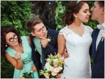 Как да се държим на сватбата?