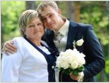 Какво да носят младоженеца на мама или сватбена булка?