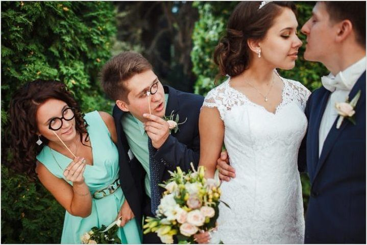 Кой може да бъде свидетел на сватбата?