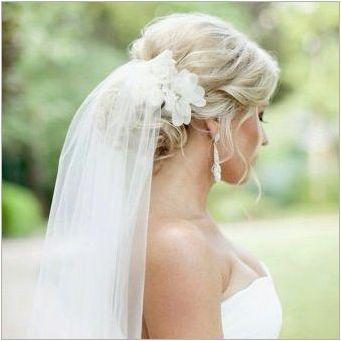 Лесни прически за сватба