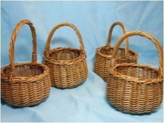 Сватбени кошници: видове, съвети за изработване и декорация