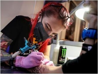 Видове и селекция на колите за татуировки