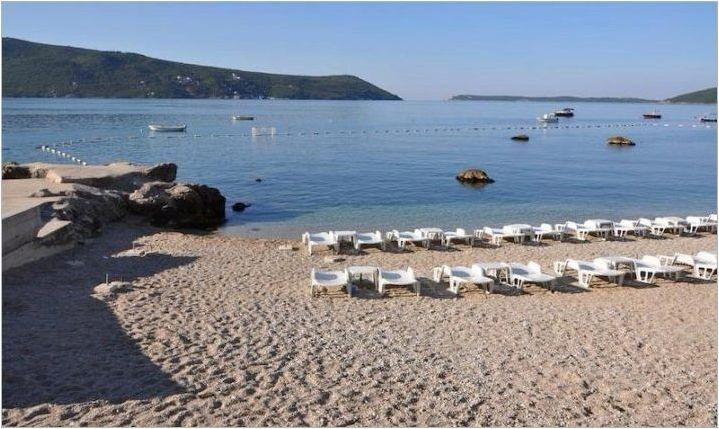 Най-добрите плажове за отдих с деца в Черна гора