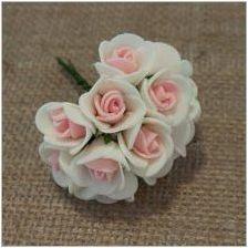 Малки рози от пениран