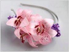Производство на лилии от пениран
