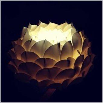 Как да си направим лампа от Изолон?