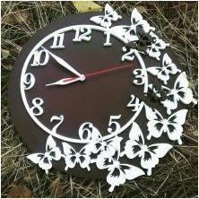 Всичко за часовника на шперплат