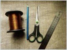 Как да си направим верига от жица със собствените си ръце?