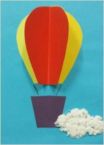 DIY & # 171 + балон & # 187 +