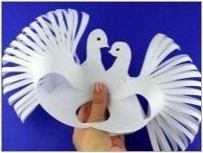 DIY & # 171 + гълъб на света & # 187 +