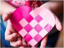 Опции за създаване на занаят & # 171 + сърце & # 187 +