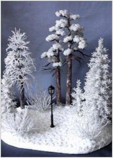Преглед на зимните занаяти