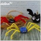 Производство на занаяти под формата на паяк