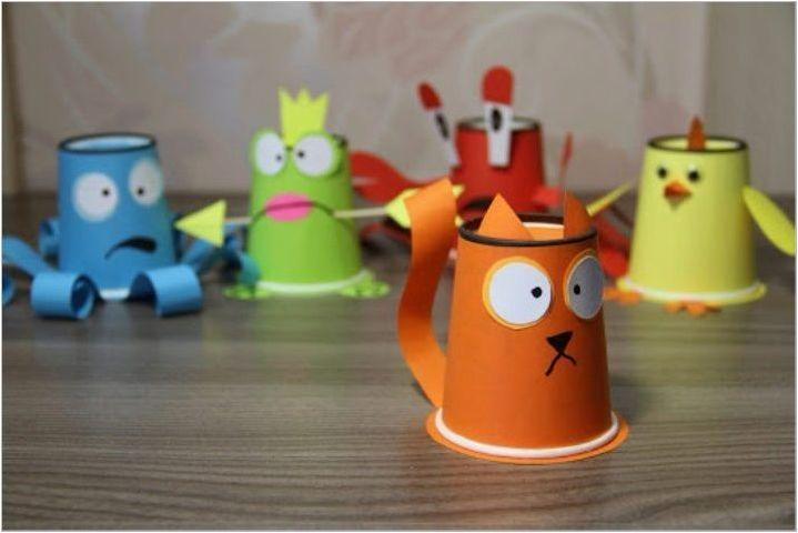 Разнообразие от занаяти от чаши