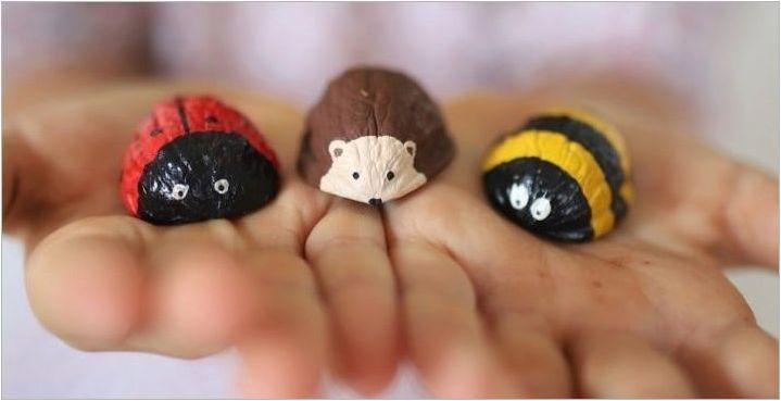 Разнообразие от занаяти от ядки