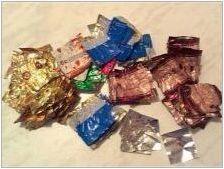 Занаяти от бонбони бонбони