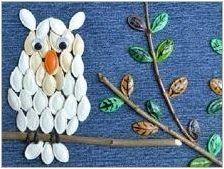 Занаяти от тиквени семена