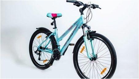 Дамски планински велосипеди: сортове и съвети при избора