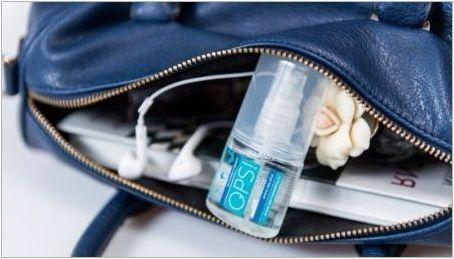 Характеристики и Общ преглед Продукти от дезодоранти OPS!