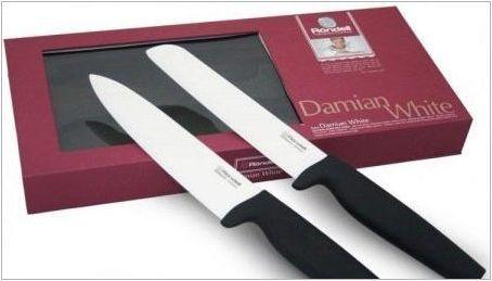 Характеристики и съвети за избора на ножове на компанията Rondell