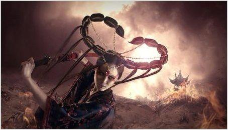Характеристики на една жена с скорпиони, родена в годината на бика