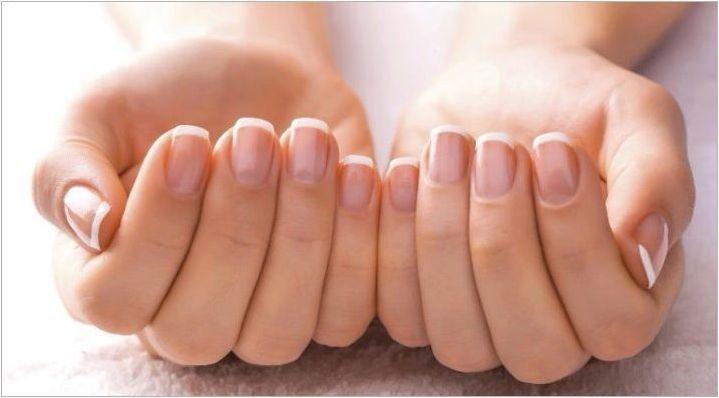 Характеристики на избора на дължината на обширните нокти