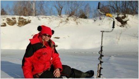 Характеристики на зимните костюми на жените за риболов
