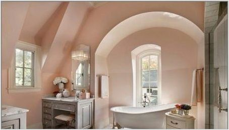 Идеи за дизайн на баня в стил Прованс