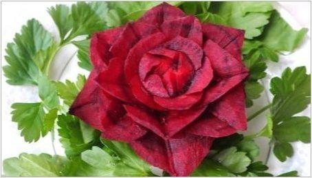 Изработване на занаяти от цвекло