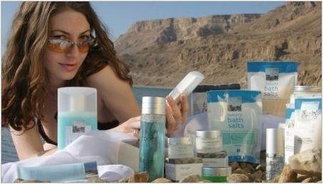 Израелски козметика: Характеристики, видове и марки