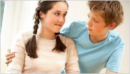 Как да харесваме едно момиче в юношеството?