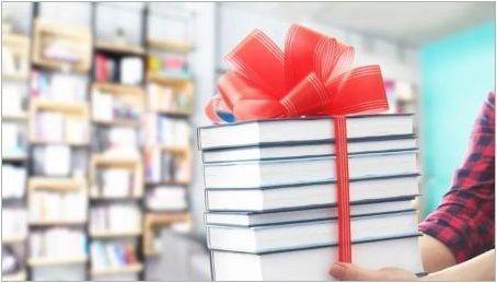 Как да изберем книга като подарък?