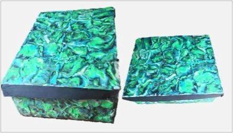 Как да направим ковчега за пластмасови пластмаси?