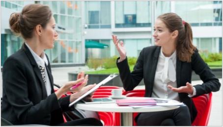 Как да продаваме стоки при интервю?