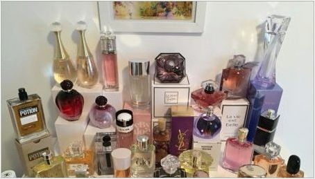 Как да се съхранява парфюм?