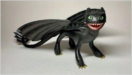 Как да си направим дракон от пластилин?