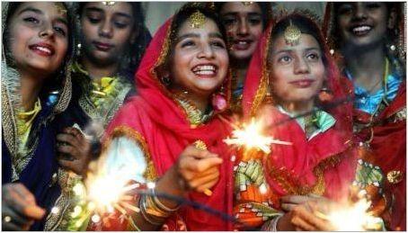 Как и кога празнува новата година в Индия?