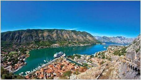 Какви планини са в Черна гора?