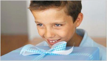Какво да дадете на деветгодишно дете?