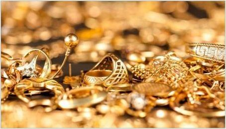 Какво означава 56 златни проба?