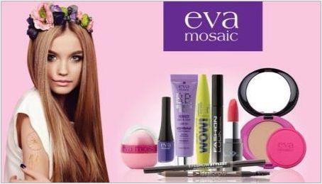 Козметика Ева Мозайка - всичко за руската марка