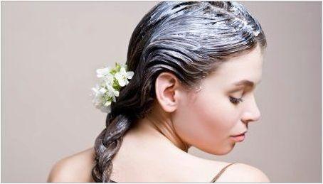 Маски за коса от заквасена сметана у дома