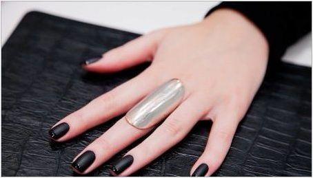Матово покритие за нокти - идеи и модни тенденции