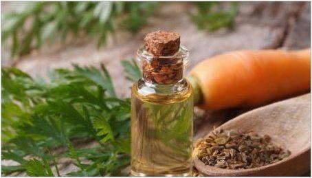 Морково масло: свойства, подготовка и приложение