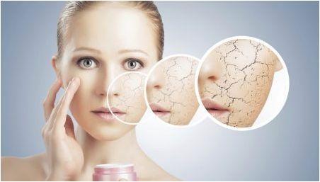Разлики в сухата кожа