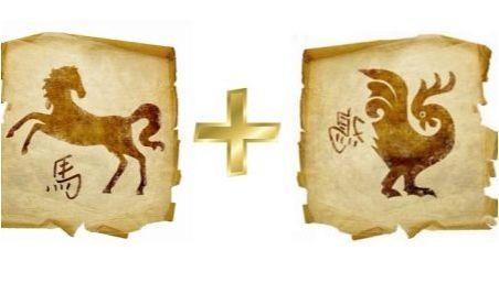 Съвместимост на петел и коне на източния календар