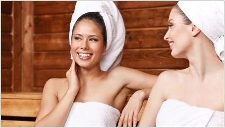 Възможно е да отидете в банята с обширни мигли и какви са ограниченията?