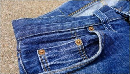Защо дойде и защо се нуждаете от малък джоб на дънки?