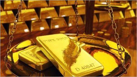 Злато разполага с 385 проби